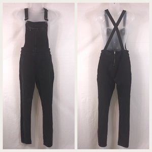 H&M Divided Criss-Cross Back Form-Fitting Overalls